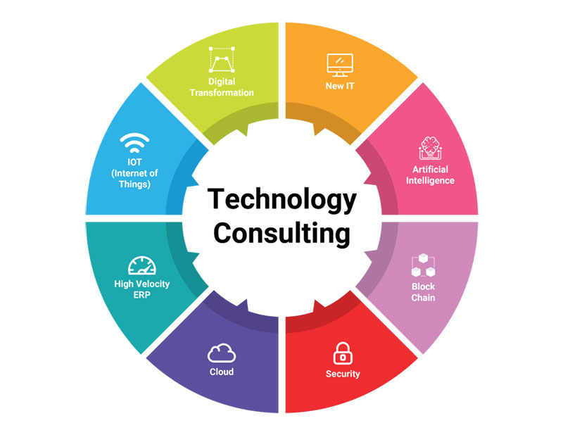 <b>Technology Consulting Services</b>