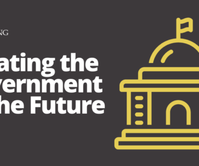 Creating the Government of the Future.docx